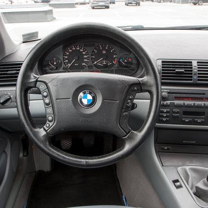 BMW salona fotosesija