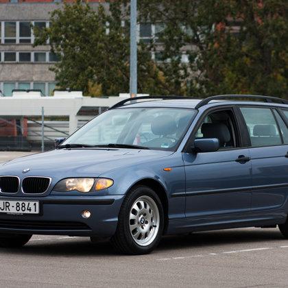 BMW fotosesija